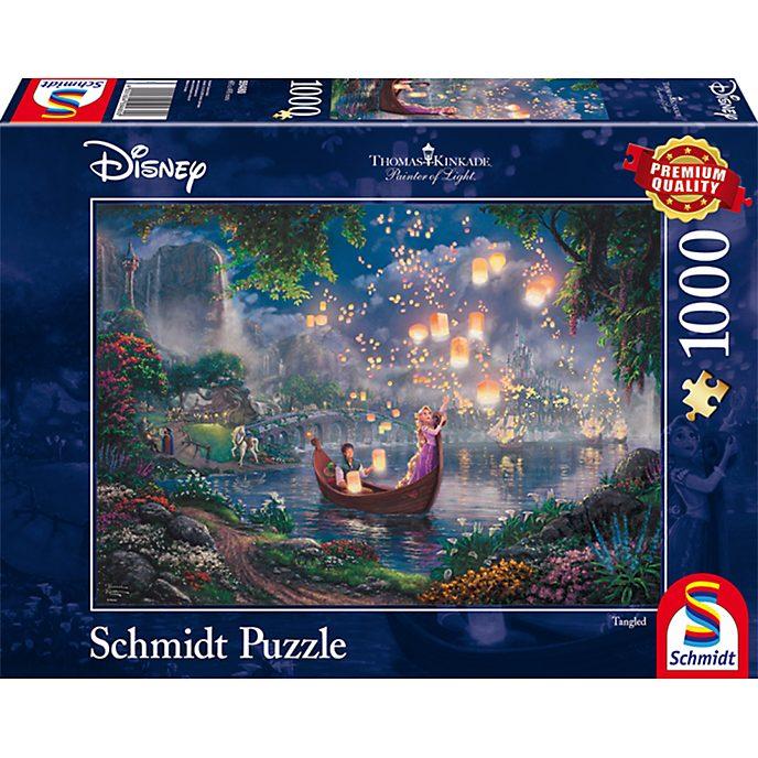 Thomas Kinkade Puzzle 1000pièces Raiponce