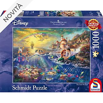 Puzzle 1000 pezzi Thomas Kinkade La Sirenetta