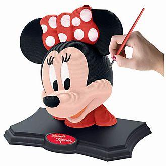 Educa - Minnie Maus - 3D-Skulpturpuzzle