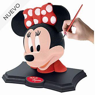 Educa puzle escultórico 3D Minnie Mouse