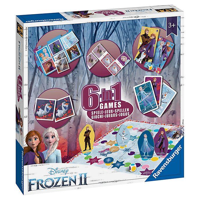 Ravensburger Frozen 2: 6 in 1 Games Box
