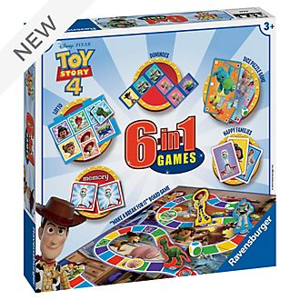 Ravensburger Toy Story 4: 6 in 1 Games Box
