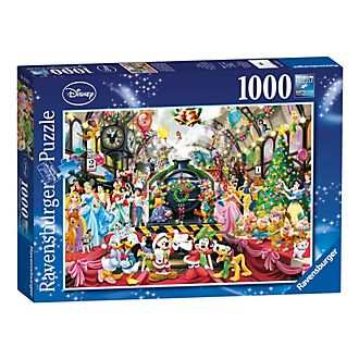 Ravensburger puzzle 1000 pezzi Natale Disney