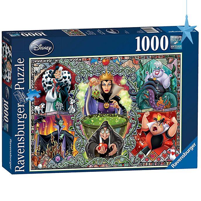 Ravensburger Disney Villains Collector's Edition 1000 Piece Puzzle
