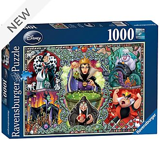 Ravensburger Disney Villains Collector's Edition 1000 Piece Puzzle