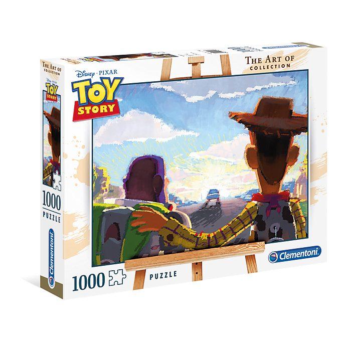 Clementoni Puzzle 1000pièces Toy Story