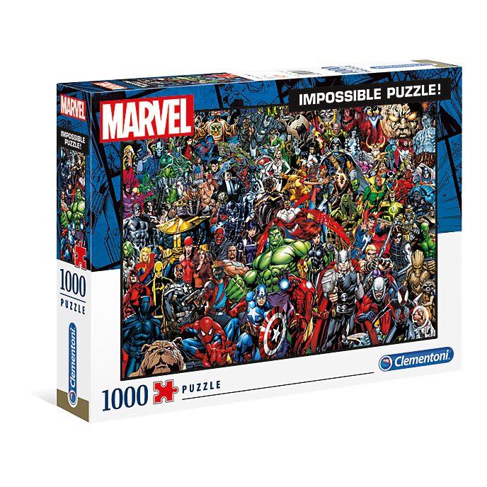 Clementoni Marvel 1000 Piece Impossible Puzzle