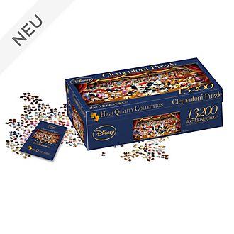 Clementoni - Disney Orchester - Puzzle mit 13.200Teilen