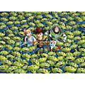 Clementoni Puzzle impossible 1000pièces Toy Story4