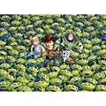 Clementoni Toy Story 4 1000 Piece Impossible Puzzle