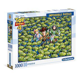 Clementoni - Toy Story4 - Unmögliches Puzzle mit 1.000Teilen