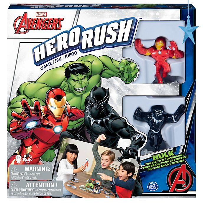 Marvel Avengers Hero Rush Game