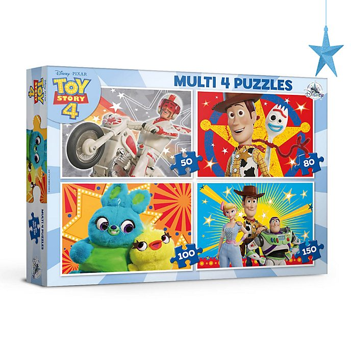 Toy Story 4 Educa, 4 puzzle