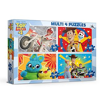 Educa Lot de 4 puzzles Toy Story