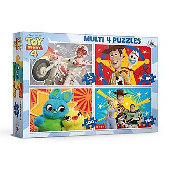Educa - Toy Story4 - Set mit 4 Puzzles
