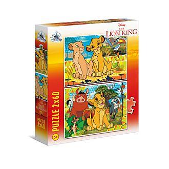 Clementoni Lot de 2puzzles Le Roi Lion