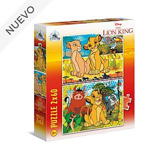 Clementoni puzles El Rey León (2 u.)