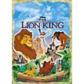 Jumbo Puzzle 1000pièces Le Roi Lion, Disney Classic
