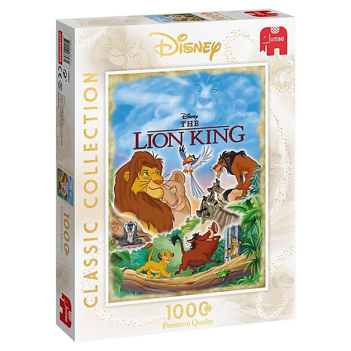 Jumbo puzle clásico El Rey León (1.000piezas)