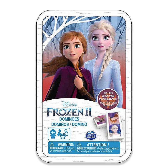 Boîte de dominos La Reine des Neiges2