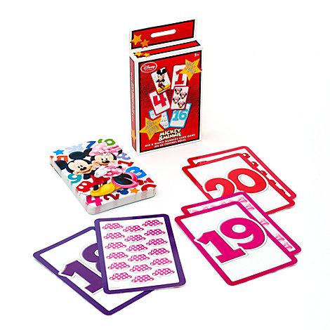 Micky und Minnie Maus - Memory-Spiel