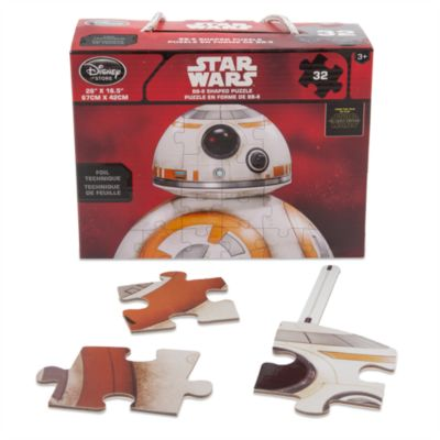 BB-8 Shaped Puzzle, Star Wars: The Force Awakens
