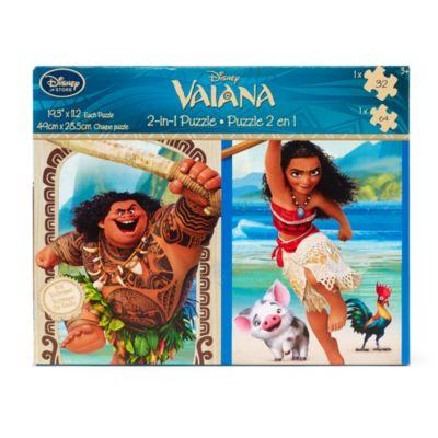 Set di puzzle 2 in 1 Oceania