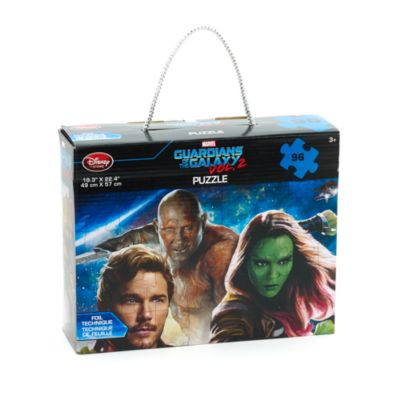 Guardians of the Galaxy Vol. 2 puslespil med 96 brikker