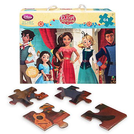 Puzzle 64 pezzi Elena di Avalor