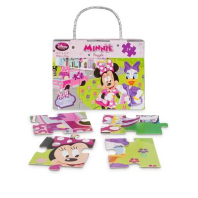 Puzzle 24 pièces Minnie Mouse Happy Helpers