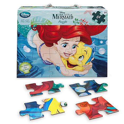 Puzzle 64 pièces La Petite Sirène
