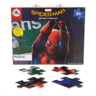 Puzzle 64 pièces Spider-Man: Homecoming