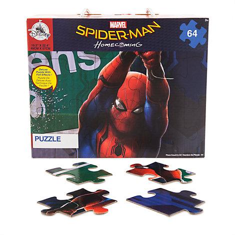 Puzle de 64 piezas de Spider-Man Homecoming