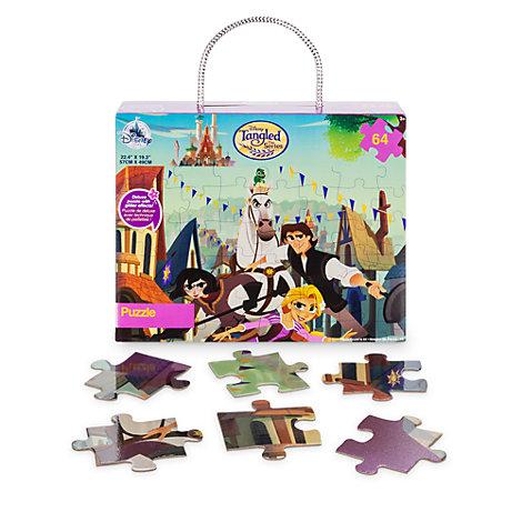 Puzzle Raiponce: La Série 64pièces