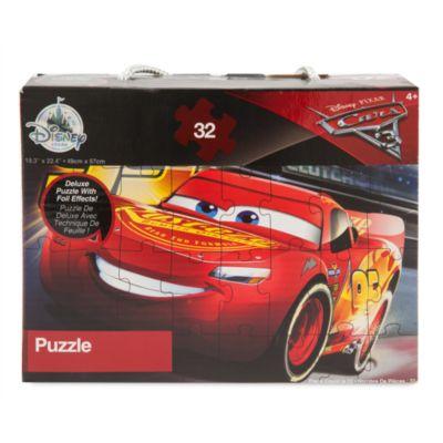 Disney Pixar Lynet McQueen puslespil med 32 brikker
