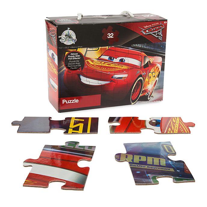 Puzzle 32pièces Flash McQueen, Disney Pixar