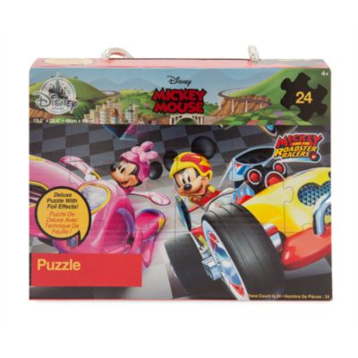 Puzzle 24 pièces Mickey And The Roadster Racers