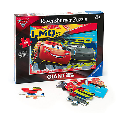 Disney Pixar Cars 3 60 Piece Giant Floor Puzzle