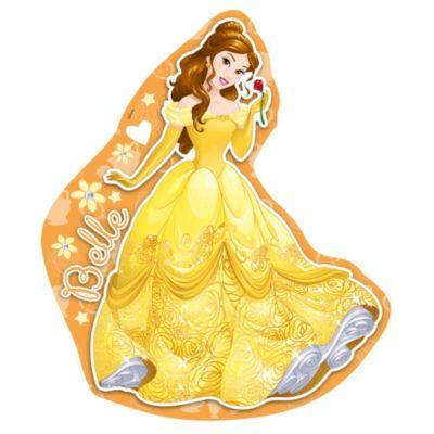 Lot de 4 grands puzzles silhouette Disney Princesses
