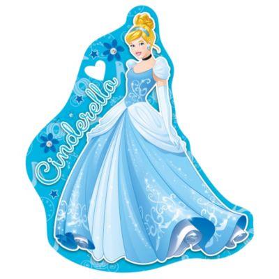 Puzzle con pezzi grandi Principesse Disney, set di 4
