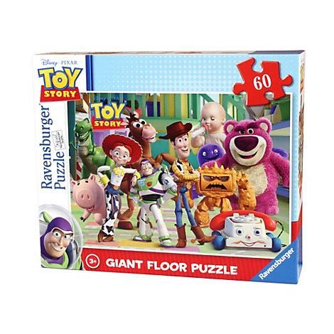 Puzzle silhouette géant 60pièces Toy Story
