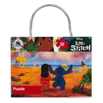 Puzle de 32 piezas de Lilo y Stitch