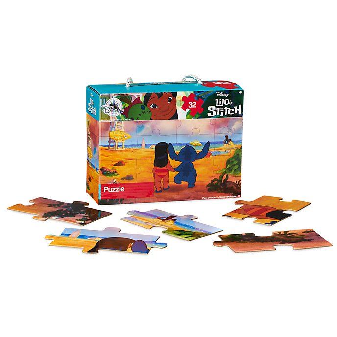 Puzzle 32pièces Lilo et Stitch