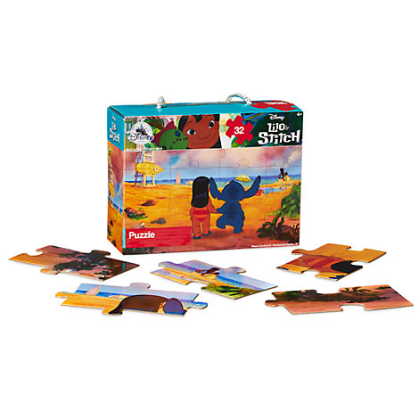 Lilo and Stitch 32 Piece Puzzle