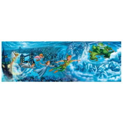 Peter Pan 1000 Piece Panorama Puzzle