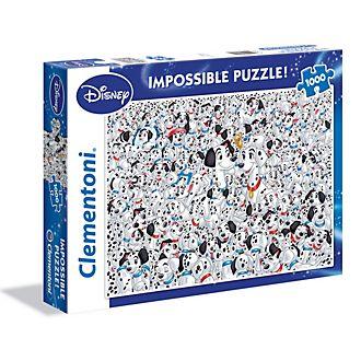Puzzle Impossible 1000 pezzi La Carica dei 101