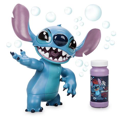 Disney Store Stitch Light-Up Bubble Blower