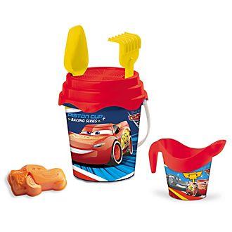 Set da spiaggia con secchiello Disney Pixar Cars