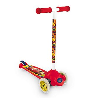 Disney Pixar Cars Twist and Roll Scooter