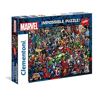 Puzzle 1000 pezzi Impossible Clementoni Marvel